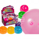 Inflatable Bubble YoYo ball, to about 40 cm, 6-fa