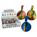 wholesale Wellness & Massage: Antistress ball,  Melting Colours, ca. 6 cm, 12 pcs