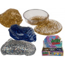 Kneading mucus, glitter, about 8.5 cm