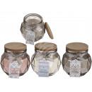 groothandel Kaarsen & standaards: Geurkaars  (cranberry &  peer, koel water, ...