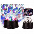 Rotating Party Light with colored LED
