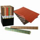 mayorista Artículos de regalo: Mantel de bambú, Ningbo, cerca de 45 x 30 cm, 4 co
