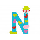 wholesale Wooden Toys:Wooden Letter N