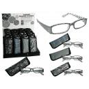 wholesale Glasses: Reading Glasses  with plastic  frame, Black & ...