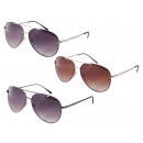 ingrosso Occhiali da sole: Occhiali da sole  per le signore, 3-assortiti, ZT14