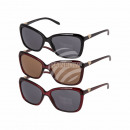, Sunglasses for ladies 3 colors assorted, ZTP3929