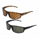occhiali da sole degli uomini, 2 colori assortito,