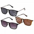 Sonnenbrille Sports/Unisex, 3-farbig sortiert