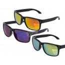 Zonnebrillen Sport / Unisex, 3-kleuren geassorteer