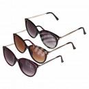 Ladies sunglasses, 3-color assorted , P4460