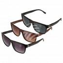 Ladies sunglasses, 3-color assorted , P4724