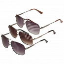 Ladies sunglasses, 3-color assorted , ZD517