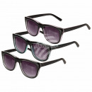 Sunglasses for women, 3-color assorted , 129271