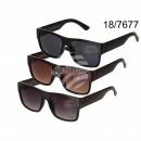 Sonnenbrille für Damen, 3-farbig sortiert