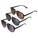 mayorista Gafas de sol: Gafas de sol para  los hombres, 3 colores surtido ,