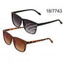 Sunglasses for men, 2-color assorted