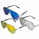 Sunglasses Sports / Unisex, 3-color assorted