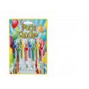 grossiste Cadeaux et papeterie: 8 bougies  d'anniversaire,  coeur avec 8 ...