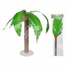 Paper decoratieve palm, ongeveer 32 cm, in polybag