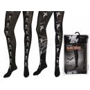 groothandel Kleding & Fashion: Zwarte panty's, Halloween, spoken