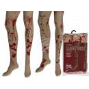 groothandel Kleding & Fashion: Bloedige panty's, Halloween, kleine ...