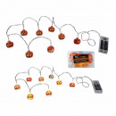 wholesale Light Garlands: Lights, pumpkin, color changing with 8 LED, c