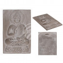 Cement wall decoration, Buddha , approx. 35 x 23 x