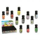 Olio di fragranza per le lampade aroma, 10 ml, 12