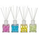 wholesale Artificial Flowers: Room fragrance, 120 ml, Summer (Rose, Ocean, Green