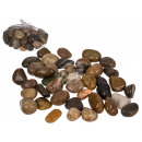 Natural colored decorative stones, approx. 2-3 cm,