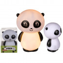 wholesale Child and Baby Equipment: Plastic night light, Panda, with LED (incl