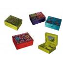 groothandel Sierraadkisten: Kleurrijke  sieraden doos met oosterse ontwerp,