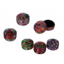 groothandel Sierraadkisten: Kleurrijke  sieraden doos met  oosterse ontwerp, ...