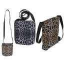 Crossbody bag, Animal Print