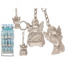 groothandel Stationery & Gifts: Metalen sleutelhanger, beschermengel, ca. ...