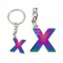 Fém billentyűzár, Rainbow Letter X.