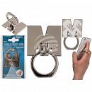 Metall-Fingerhalterung fürs Handy, Buchstabe M