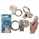 Metall-Fingerhalterung fürs Handy, Buchstabe P