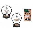 groothandel Tuin & Doe het zelf: Keramische kom opknoping op metalen stand op ...