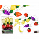 Lights, fruits, warm white LED with 10, about