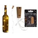 wholesale Food & Beverage: Bottle cork light chain with 5 warm white stars