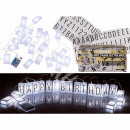 groothandel Lichtketting: Kerstverlichting, brievenbus, met 70 uitwisselbare