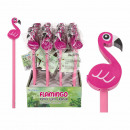 Matita con gomma, Flamingo, 24 pezzi in D