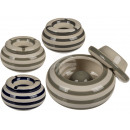 wholesale ashtray: Ceramic Sturmaschenbecher, Stripes, about 11 ...