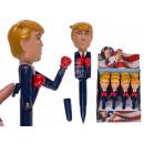 Plastic pen, Mr. President