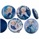 wholesale Cushions & Blankets: Decorative Pillows , ice princess, 100% polyester