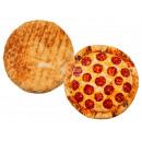Deko -Pillows, Pizza, 100% polyester, D: 30 cm,
