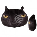 Decorative Pillows , black cat, 100% polyester , a