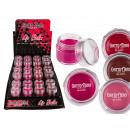 wholesale Facial Care: Lipbalm, Gatto Nero, about 8 g, in plastic jars,