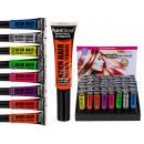 hurtownia Make-up: Mascara do włosów, neon UV, około 15 ml
